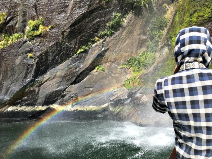 12 Rainbow Milford Sound