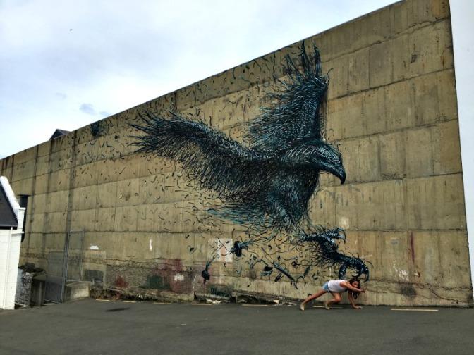 31 Street Art Dunedin